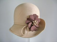 Sombrero Cloché o Sombrero de Campana
