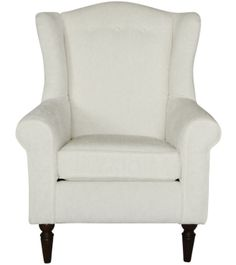 Finchley Chair - Fabric / Colour: Cordilia Off White - Chairs White Chairs, Chair Fabric, Laura Ashley, Off White, Armchair, Colour, Room, Furniture, Home Decor