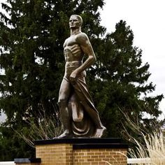 Sparty Michigan state university