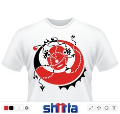 Tattoo Art Design T-Shirt for Men, Women and Kids. Your online Shop for individual Tattoo Art Design T-Shirts and Accessories. Over 500 unique art Designs available online www.pranaboy.com