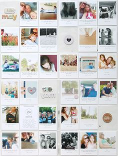 stephanie makes: Project Life & the Collect App