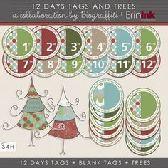Yandex.Disk Th 5, Christmas Countdown, Views Album, 9 And 10, Advent Calendar, Scrap, Holiday Decor, Yandex Disk, Paper