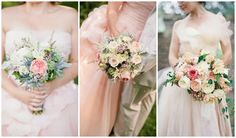 Pale Pink And Gold Bridesmaid Dresses  Amazing Decor Blush Pink And Gold Wedding Inspiration  One Charming Day