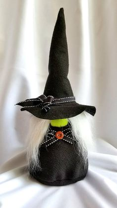 Halloween Witch Gnome Holiday Decoration 014 Astra