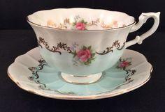 Royal Albert Fine English Bone China ~ Invitation Series Tea Cup And Saucer Set #RoyalAlbert