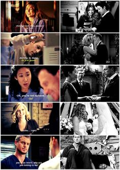 This is too beautiful. I wish lexie and mark could have gotten married!