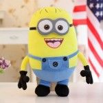 Minions Stuart Dave Toys Plush Dolls 3pcs Set 20CM, 3pcs Set Plush Dolls, Minions, Toys, Character, Activity Toys, Stuffed Toys, Stuffed Dolls, The Minions, Clearance Toys