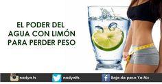 Cómo aprovechar las propiedades del limón para adelgazar