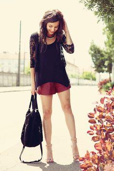 Et pourquoi pas Coline #blogger #spritzi #fashion