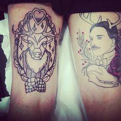 Tattoos in progress. #tattoo #tattoos #ink