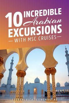 Thrill your senses on an Arabian Cruise with MSC from Dubai, by adding these fantastic excursions to your itinerary. Cruise Excursions, Shore Excursions, Msc Cruises, Cozumel, Adventure Travel, Caribbean, Dubai, The Incredibles, Tours