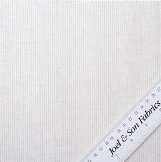 Beige Striped White Linen & Cotton By Solbiati Shirting Fabric, Buy Fabric Online, Beige, Cotton, Shirts, Dress Shirts, Ash Beige, Shirt