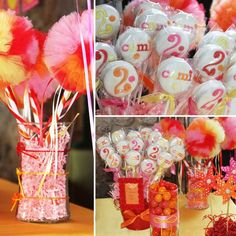 SUNNY & BRIGHT: Elmo Birthday Party