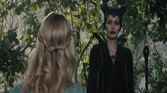 """This """"Sleeping Beauty"""" story is told from the perspective of the evil and villainous Maleficent as she faces events and obstacles that harden her heart, driving her to curse young Princess Aurora."""