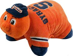 Otto Pillow Pet - I've never needed something more in my life (thanks M & D!)