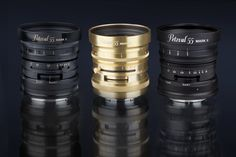 The Petzval 55 mm f/1.7 is created with discerning photographers and filmmakers in mind. This versatile 55 mm Art Lens brings the unique look of Joseph Petzval's original lens to full frame mirrorless cameras. This art lens is designed to allow full creative flexibility, with its 7 levels of Bokeh Control and Dual Aperture system. Available with Sony E, Canon RF and Nikon Z Mounts! Medium Format Photography, Art Lens, Lomography, Aperture, Bokeh, Camera Lens, Filmmaking, Flexibility, Shot Glass
