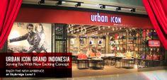 Grand Indonesia new store concept Store Concept, Urban Icon, Places, Lugares