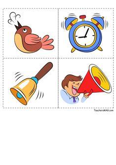 Five Senses Sorting Activity for Preschool, Pre-K, and Kindergarten Students Five Senses Preschool, My Five Senses, Body Preschool, Senses Activities, Preschool Learning Activities, Sorting Activities, Free Preschool, Preschool Worksheets, Teaching Kids