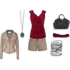 Outfit.....I like these pieces separately.....not necessarily in this outfit.