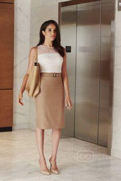 Meghan Markle Rachel Zane Suits S05E10 Faith