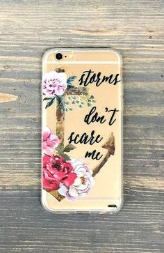 Clear TPU Cover by Milkyway Cases. The clear TPU Milkyway phone cases are…