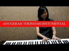 Anugerah Terindah Instrumental (Christian Song) Piano Cover, Christian Songs, Instrumental, Instrumental Music