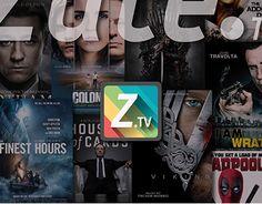 "Check out new work on my @Behance portfolio: ""Zate.tv"" http://be.net/gallery/37178113/Zatetv"