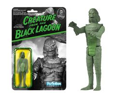 ReAction Figures: Universal Monsters Creature From The Black Lagoon :: Toys :: House of Mysterious Secrets - Specializing in Horror Merchandise & Collectibles