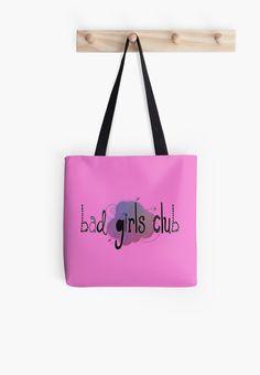 #BadGirlsClub - Tote Bags - by vampyba