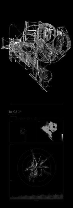 Ringe by deskriptiv, via Behance