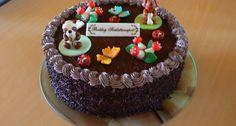 Párizsi krémes csokitorta recept | APRÓSÉF.HU - receptek képekkel