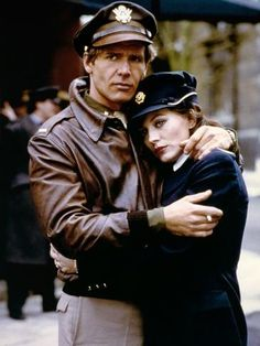 Hanover Street - Publicity still of Harrison Ford & Lesley-Anne Down. The image measures 1981 * 3000 pixels and was added on 4 March Julia Ormond, Most Popular People, Hanover Street, William Christopher, Image Film, Actor John, We Movie, Harrison Ford, Black And White Portraits