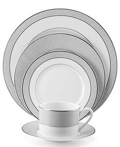 Mikasa Tenley Collection - Mikasa Dinnerware - Dining & Entertaining - Macy's Bridal and Wedding Registry