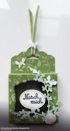 Hochzeitskutsche mit der Cameo  Verpackungen, Aufbewahrung ...