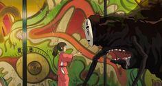 Spirited Away / Le Voyage de Chihiro