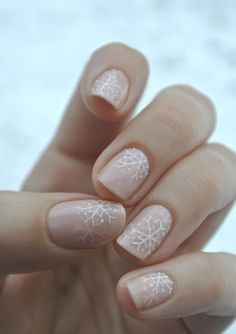 Image about nails in WHI Holiday Vibes 2017 by Tedy