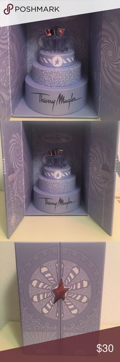 NEW ANGEL PURFUME GIFT SET ANGEL PURFUME ADORABLE GIFT SET BY THIERRY MUGLER! BRAND NEW!!!!! Thierry mugler Other