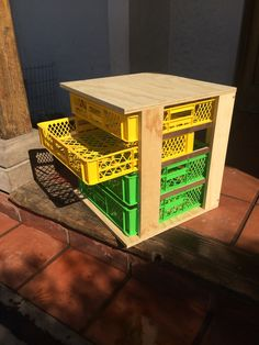 Cubo cajas plasticas                                                                                                                                                                                 More