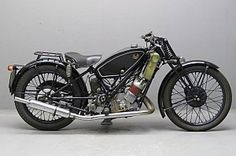 Scott 1934 Flying Squirrel 498cc 2 cyl ts 2601