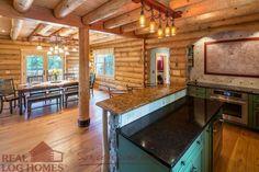 Beautiful cabin and
