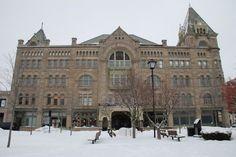 Piqua Public Library - Piqua, Ohio