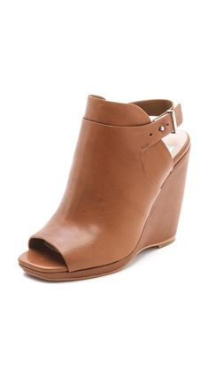 Neutral summer wedge bootie - When does Dolce Vita ever do wrong?