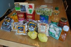 Budget Day 23 Trader Joes, 100 days of real food