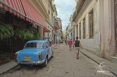 Street in Havana, Cuba.