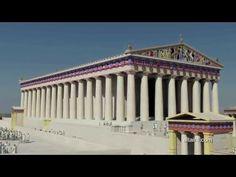 Αρχαία Ακρόπολη - τριδιάστατη αναπαράσταση HD - YouTube