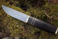 John Neeman Finnish Puukko Knife http://lumberjac.com/2014/10/john-neeman-finnish-puukko-knife/