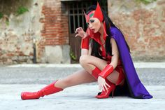 Catra - She-Ra Princess of Power / He-Man and The Masters of the Universe