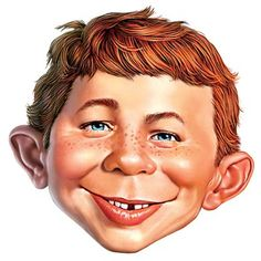 Guy from Mad Magazine