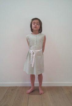 mijn eerste Guirlande kleedje