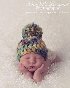 Crochet Hat Pattern Easy Beginner Handspun Beanie Crochet